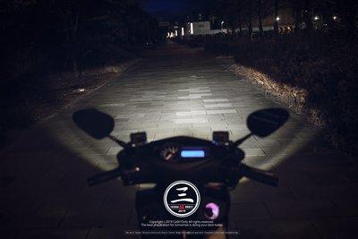 三重賣場 四代勁戰 LED大燈組 魚眼大燈 M4大燈 LED魚眼 新勁戰四代 勁戰四代 GMS 嘉瑪斯 LEDLED大燈