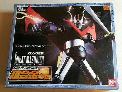 2002版 中古 鐵甲萬能俠2號 Gx-02R
