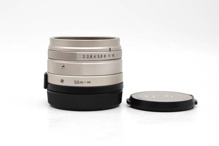 【高雄青蘋果3C】Contax Planar 45mm f2 二手鏡頭 #31545