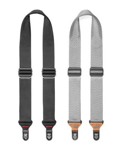 呈現攝影-Peak design 快裝神奇相機背帶Slide (沈穩黑) Arca夾式快折版 單肩 斜肩 頸帶