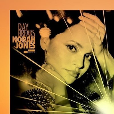 Norah Jones Day Breaks CD 2016 (包郵)