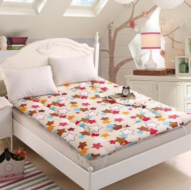 三季加厚榻榻米床墊 可折疊床褥海綿墊被 學生宿舍單雙人1.5/1.8m軟褥子 透氣舒適耐用 ❖842