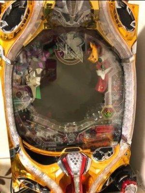 柯先生日本原裝小鋼珠柏青哥CR新世紀福音戰士~現在是覺醒之時漫畫電玩機台大型電動機台遊藝場的聲光效果刺激家用型電動玩具