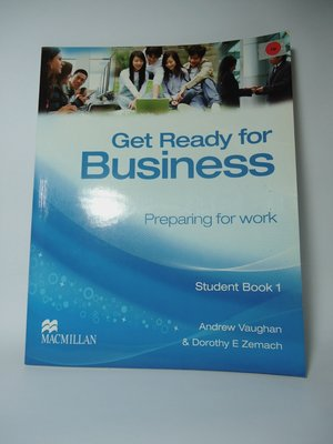 Get Ready for Business Student Book 1 (w/ CD)