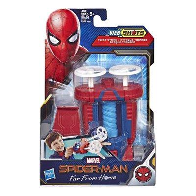 漫威蜘蛛人電影角色扮演 webs hots發射裝備組 TWIST STRIKE MARVEL Spider Man