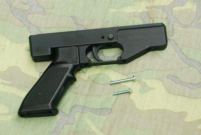 【藍色小鋪-便宜賣您/免運費】UD102槍系下槍身(黑色)組,SP100可用