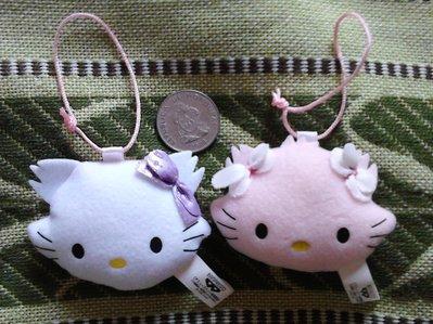 絕版Charmmy Kitty 得意小吊飾2個Sanrio 日本景品