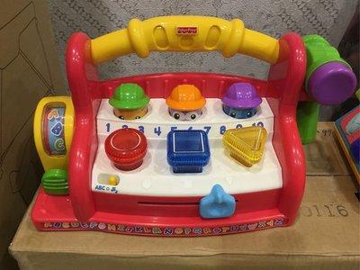 【BABY House高雄旗艦店】出租 費雪敲敲樂玩具