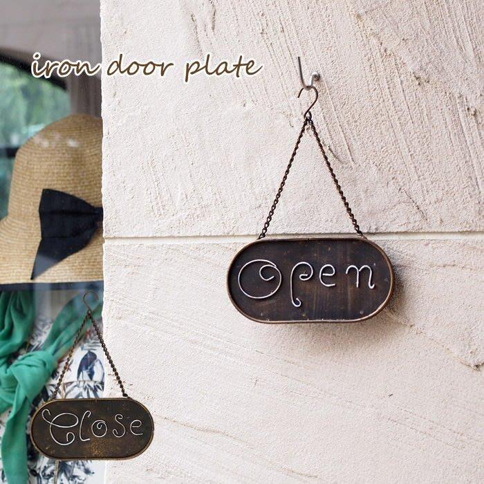《齊洛瓦鄉村風雜貨》日本zakka雜貨 OPEN&CLOSED掛飾 開門閉店掛牌 店家必備