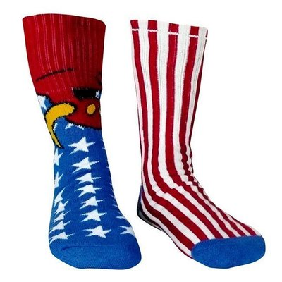 { POISON } TOY MACHINE American Monster Socks 美國怪獸人物 厚底中筒襪 屏東縣