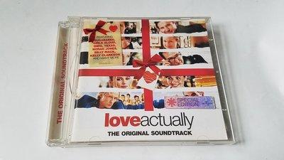 絕版進口CD加長版love actually愛是您愛是我電影原聲帶 聖誕節Songbird Eva Cassidy
