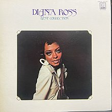 DIANA ROSS/BEST COLLECTION 西洋 黑膠唱片