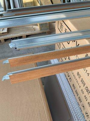 輕鋼架 柚木系列骨架 T-BAR 綠建材 防火 隔熱 浴室天花板 立柱 上下槽 C型鋼 角鐵 DIY 台灣製造 MIT