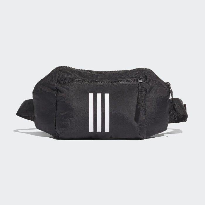 ADIDAS PARKHOOD WAIST BAG 運動腰包 斜背包 霹靂腰包 黑色 DS8862