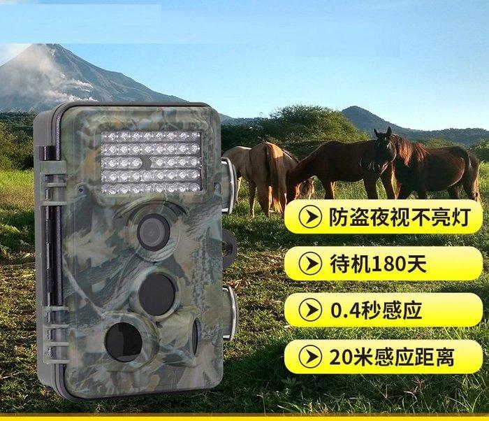 奇奇店-H7防盜賊紅外感應相機狩打獵攝像機果園農場監控夜視不亮燈#拍照錄影不亮燈 #1600萬像素 #防水