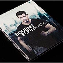 【BD藍光】神鬼認證 2 神鬼疑雲:限定凹凸框字體鐵盒版The Bourne Supremacy(英文字幕)