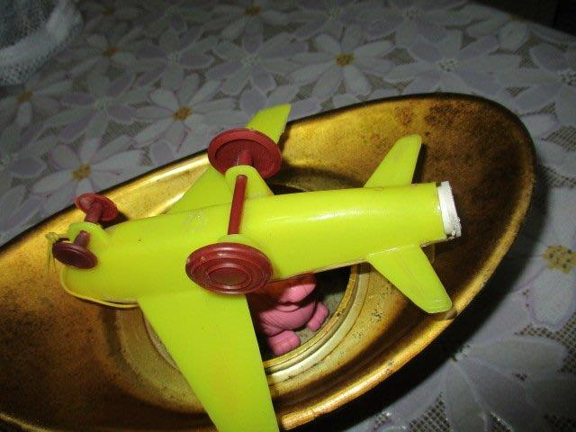 老元寶食玩飛機˙˙˙3個