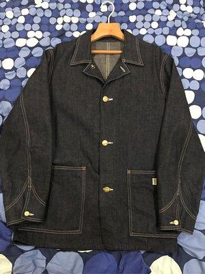 Timeworn clothing Atlast&co lot.650 size40 tenderloin 辺見 邊見