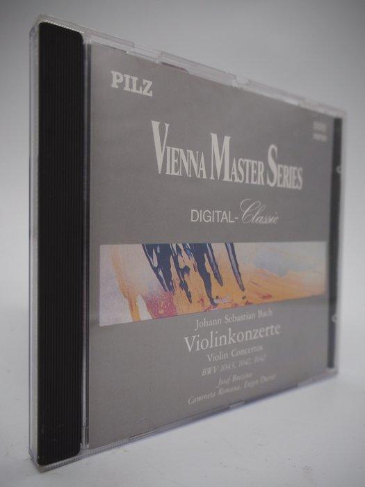 Johann S. Bach/Violinkonzerte…_Vienna Master Series 〖專輯〗CIR