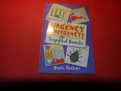【愛悅二手書坊 18-04】Trapped Beetle     Dosh Archer