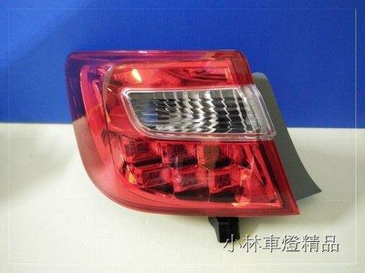 【小林車燈精品】全新 TOYOTA CAMRY 7代 2012 12 13 14 原廠型 LED 尾燈 後燈 特價中