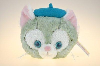 尼德斯Nydus~* 日本 東京迪士尼海洋限定 達菲熊 Gelatoni 傑拉托尼 畫家貓 悠遊卡 票卡夾 零錢包 玩偶