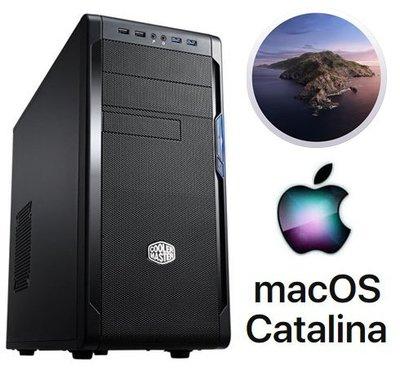 黑蘋果Mac相容機i5-9400/Z390/AMD RX5500 XT 8G支援macOS 10.15 NT$25500