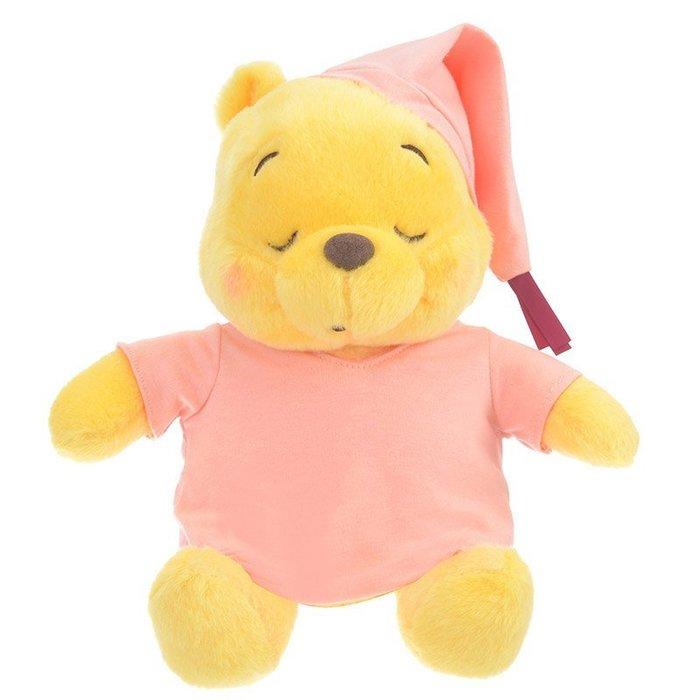 代購現貨  日本東京迪士尼商品 小熊維尼玩偶 樹屋居家系列