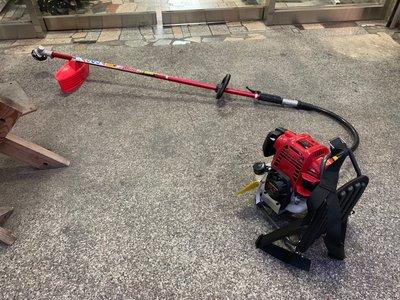 全新本田HONDA四行程軟管割草機(GX-50)(付牛筋繩100條+牛筋鋁盤+4T機油)台南區展示中心