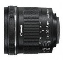 【日產旗艦】CANON EF-S 10-18mm F4.5-5.6 IS STM 公司貨 廣角鏡 (可加購保護鏡/遮光罩