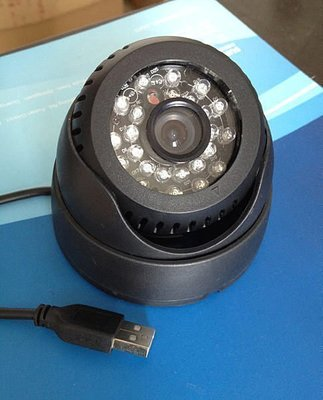 海螺 免主機免傳輸線、循環錄影 獨立插卡式 監視器