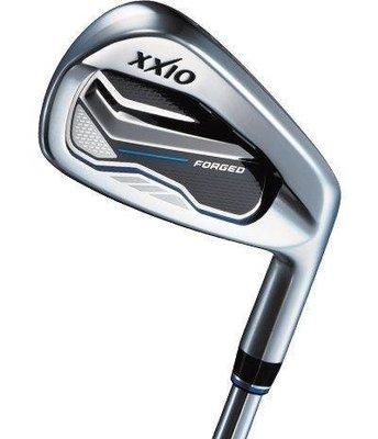 (易達高爾夫)原廠日規 XXIO FORGED MX6000 軟鐵鍛造 碳纖維桿身 鐵桿組 (#5~P)