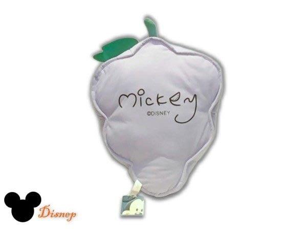 ♥♥☆╮泰迪學園╭☆♥♥ 原廠【迪士尼】Disney【 葡萄】 大抱枕