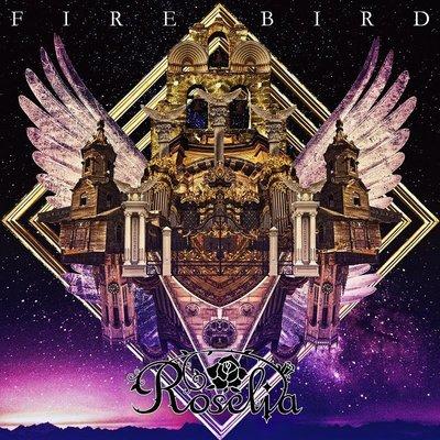特價預購 全巻購入特典Roselia FIRE BIRD (日版限定盤CD+BD藍光) 最新 2019 航空版