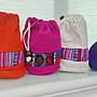【螢螢傢飾】棉麻布袋 咪咪袋 束口袋 萬用收納袋 手工皂包裝袋 拉繩袋 糖果袋 飾品袋
