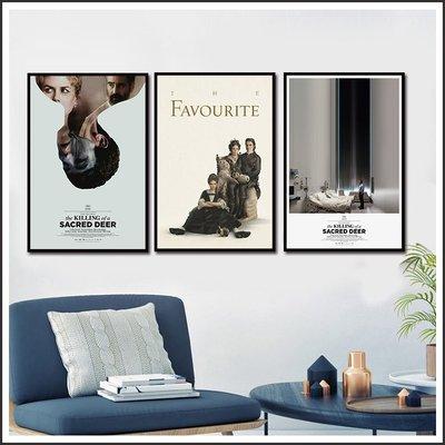 聖鹿之死 真寵 The Favourite 電影海報 藝術微噴 掛畫 嵌框畫 @Movie PoP 賣場多款海報~