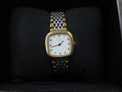 二手舖 NO.943  OMEGA 歐米茄 精品時尚女錶 手錶