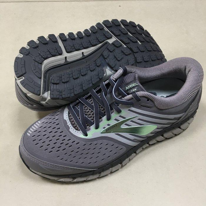 *世偉運動精品* BROOKS 120271-2E-019 Ariel 18 女慢跑鞋