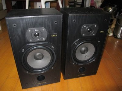 Wharfedale CRS 5 Speakers