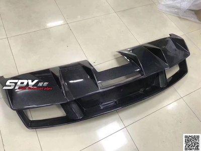 SPY國際 藍寶堅尼 Lamborghini LP560 570 碳纖維 Carbon 後下巴