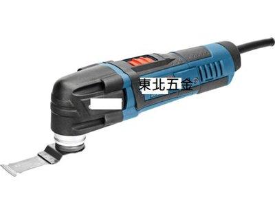 附發票(東北五金)BOSC GOP30-28 插電多功能魔切機(附魔切配件組) 可調速 快速換刀具