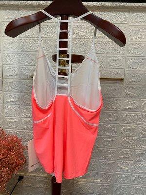 JDancing舞蹈運動服lululemon breezy singlet 女士運動背心 不含胸墊