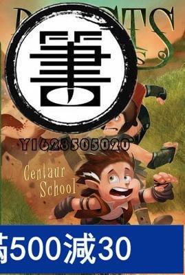[英文原版]Centaur School/9781101995051進口 英文原版 書籍【聖賢書齋】
