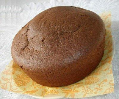 巧克力 8吋戚風蛋糕~低糖低脂!! ╭ 蓁橙烘焙 ╮