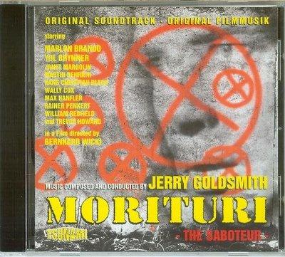 """""""諜艦(Morituri)/ 海上長城(In Harm's Way)""""- Jerry Goldsmith),歐版136"""