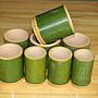 ❀蘇蘇購物館❀竹筒蒸飯筒 竹杯子 茶具 新鮮楠竹筒制品 接受客製化