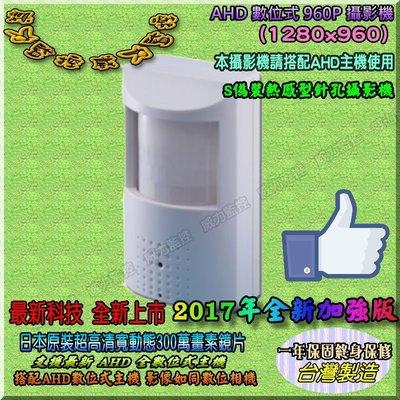 阿龍師SONY EXMOR AHD 960P 百萬極清 熱感監視器 攝影機 鏡頭 DVR