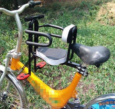 [酷樂精品]自行車兒童前置座椅A餐 腳...