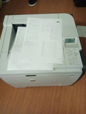 印50張不含碳粉 HP P3015 黑白雷射印表機 HP 55A 55X 碳粉匣 p1606dn 123456 桃園市