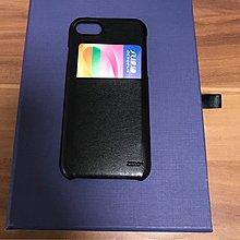 包郵 iPhone 7 & 8 case(有卡袋、皮造、附防磁貼)